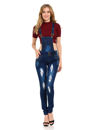 M.Michel Women's Jumpsuit - Skinny - Winter Haven Co