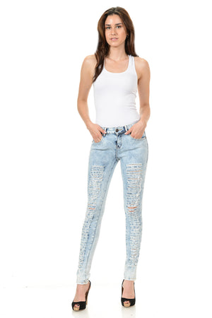 Sweet Look Premium Edition Women's Jeans - Skinny - - Winter Haven Co