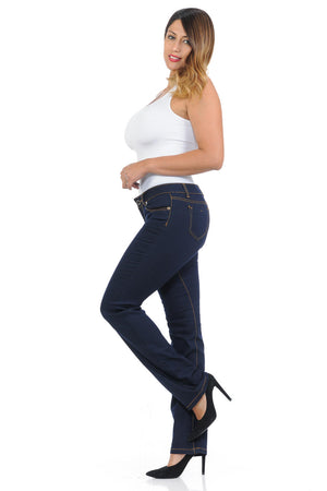 Sweet Look Premium Edition Women's Jeans - Bootcut - Winter Haven Co
