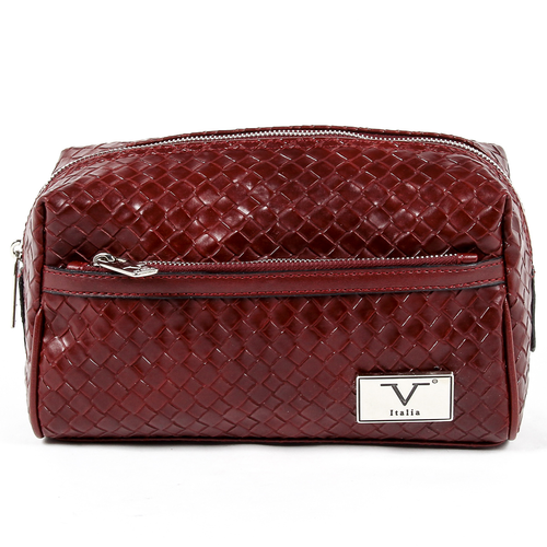 V 1969 Italia Mens Bag Dark Red CURT - Winter Haven Co