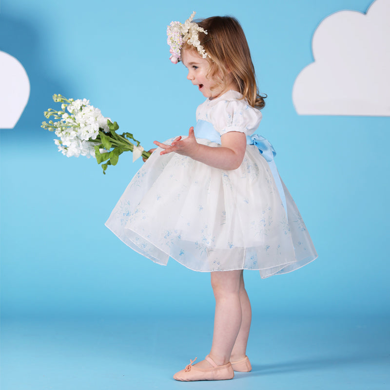 BLUEBELL SHORT CEREMONY DRESS