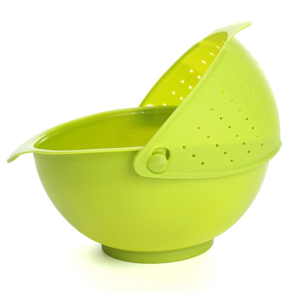 2 in 1 colander/bowl duo