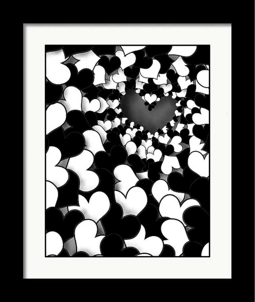 Abstract Art Print #12 - Dan Pearce Creative Shop