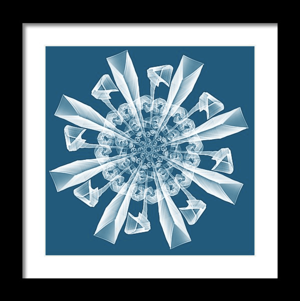Abstract Art Print #9 - Dan Pearce Creative Shop