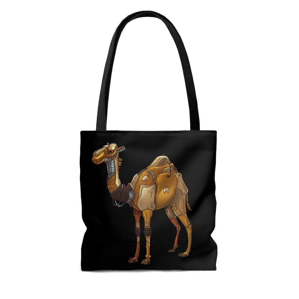 """Camel Robot"" Tote Bag - Dan Pearce Creative Shop"