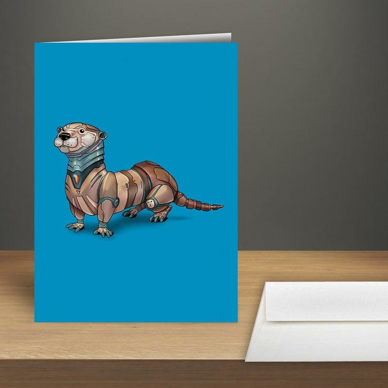 Greeting Card 10-Pack (Premium Pack #1) Featuring Art by Dan Pearce - Dan Pearce Creative Shop