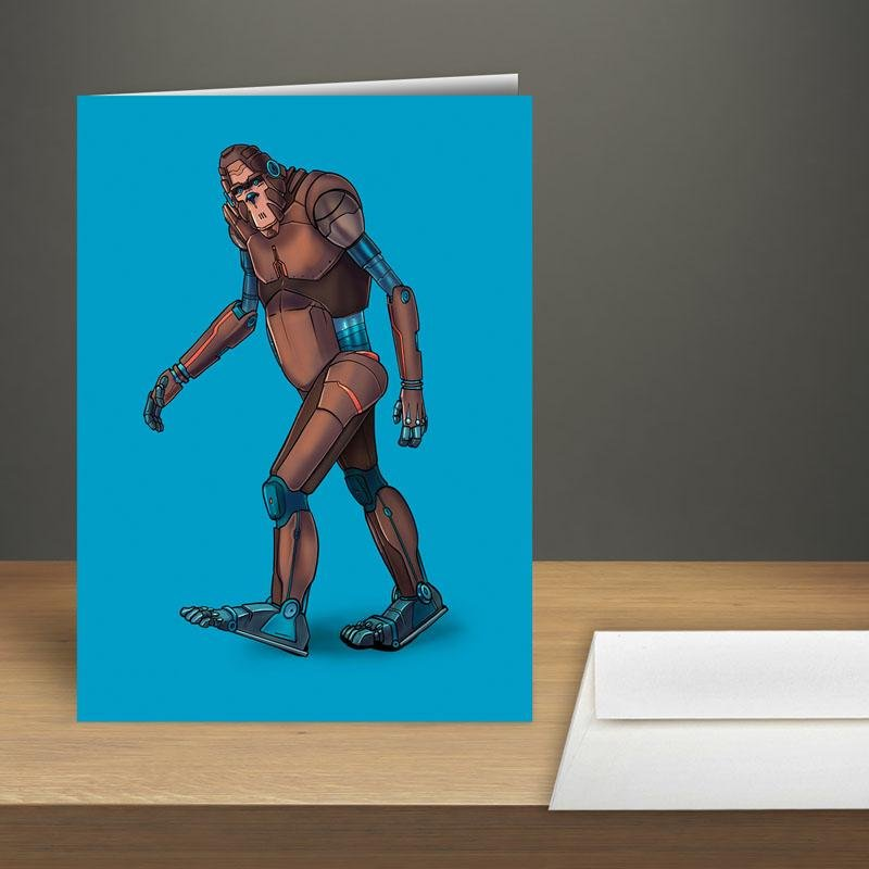 Greeting Card 9-Pack (Premium Pack F) Featuring Art by Dan Pearce - Dan Pearce Creative Shop