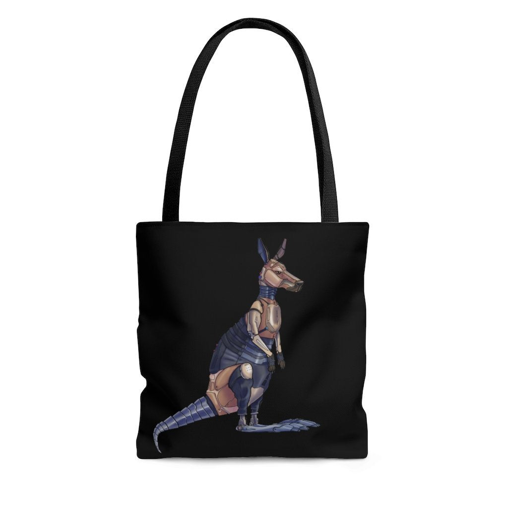 """Kangaroo Robot"" Tote Bag - Dan Pearce Creative Shop"