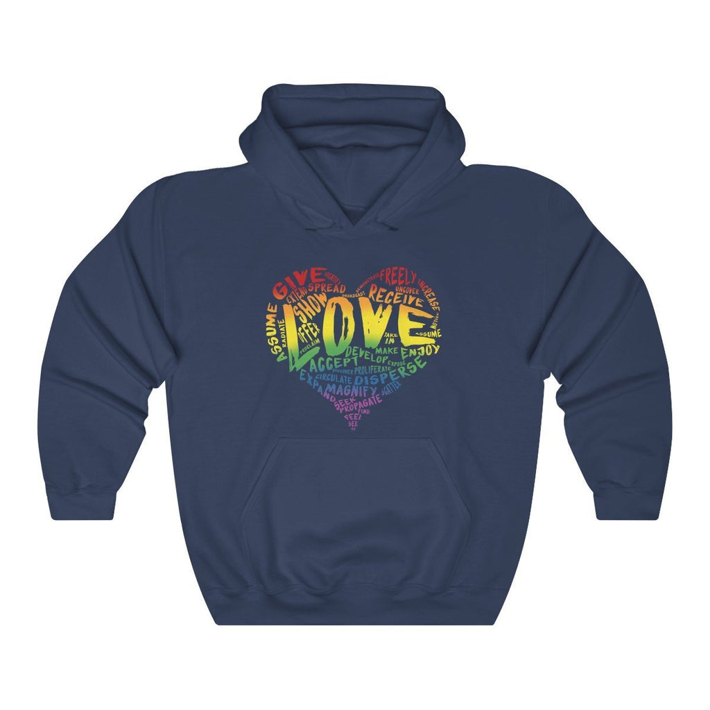 Official LOVE Premium Hoodie - Dan Pearce Creative Shop
