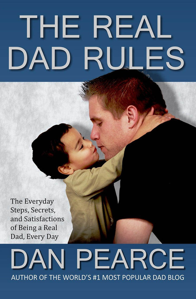 The Real Dad Rules (Paperback) - Dan Pearce Creative Shop