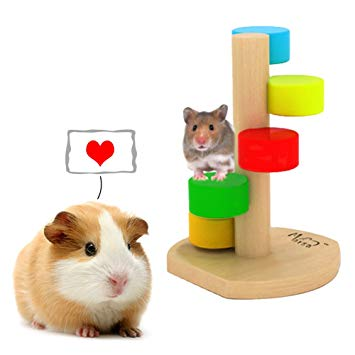 Small Animals Hamster Toys Slides   6 Kinds  (AE)