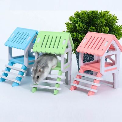 Pet House  Hamsters  Sleeping Loft Pet Toy  (AE)