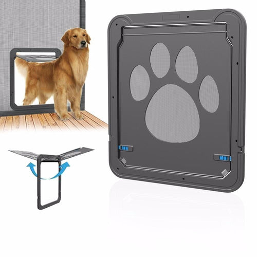 Multifunction Pet Magnetic Door  (AE)