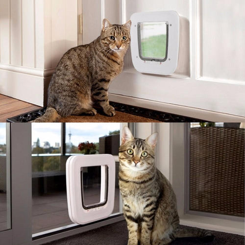 Pet Door Automatic Closing Door