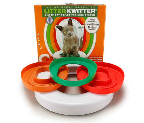 Cat Toilet Training kit   (AE)