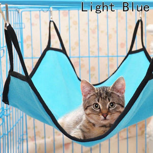 Pet Cat Dog Hammock Soft Bed  (AE)