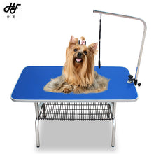 Load image into Gallery viewer, Foldable Stainless Steel Pet Grooming Table  (AE)