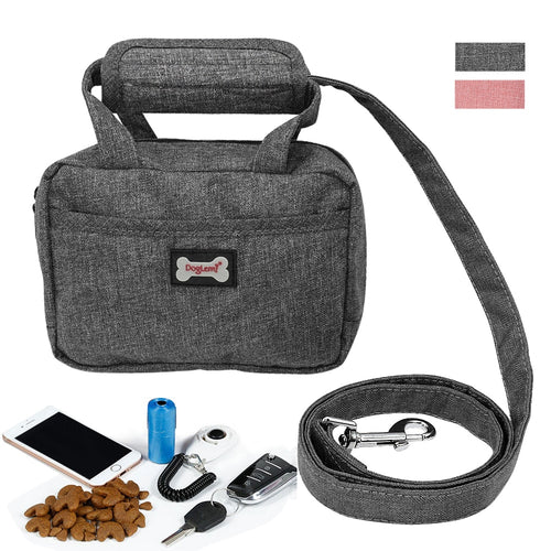 Portable Dog Training Treat Pouch   (AE)