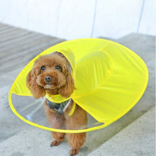 Load image into Gallery viewer, Pet Dog Rain Coat Clothes Raincoats for Dogs  (AE)