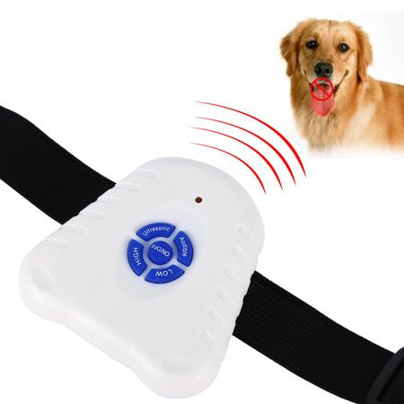 Ultrasonic Bark Control Collar  (AE)