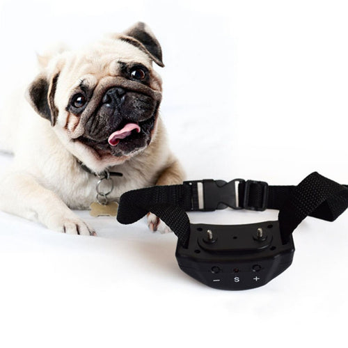 Anti Barking Dog Training Vibration Remote Collar   (AE)