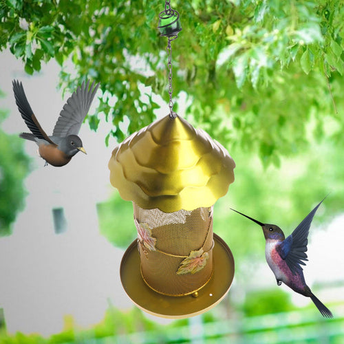 Bird Feeder Outdoor  Container   (AE)