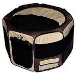 Travel Lite Soft-Sided Pet Pen - Large - With Free Shipping    (AE)
