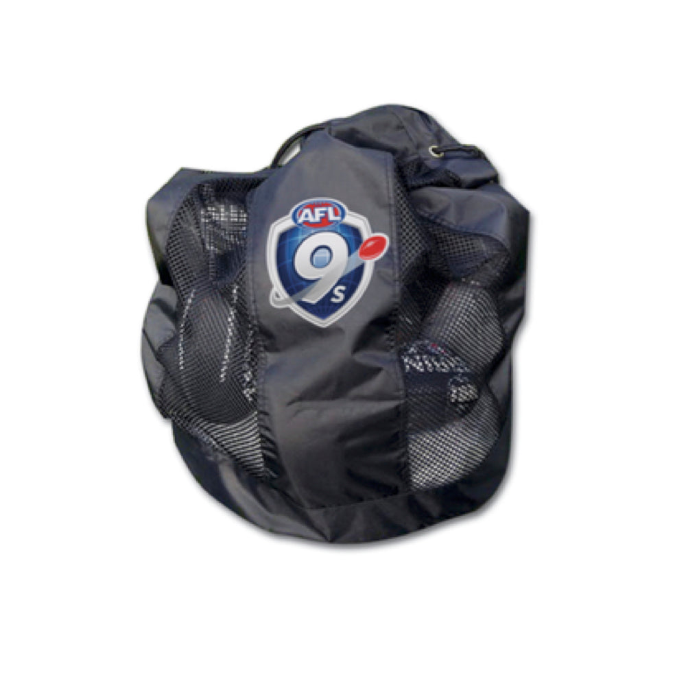 AFL 9s Football Carry Bag