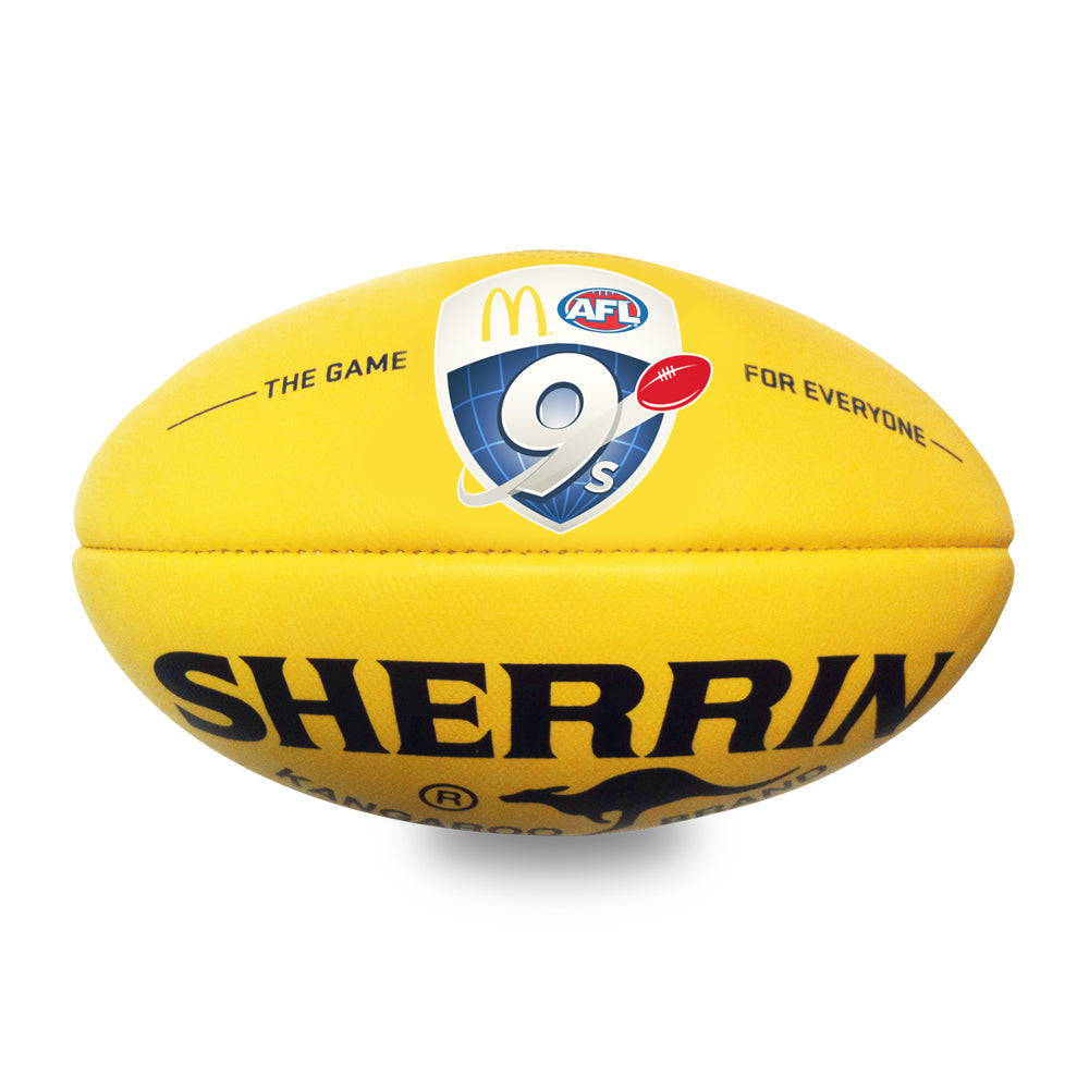 Synthetic Sherrin Football Size 3