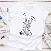 Load image into Gallery viewer, Easter Color Me Tees