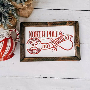 North Pole Hot Chocolate