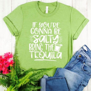 Bring The Tequila