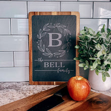 Load image into Gallery viewer, Personalized Cutting Board