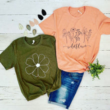 Load image into Gallery viewer, Wildflower Tees