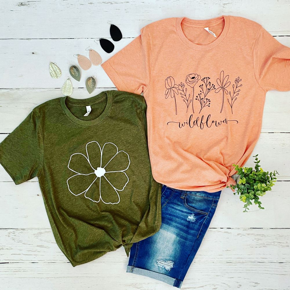 Wildflower Tees