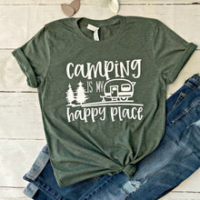 Load image into Gallery viewer, Camping Tees - Multiple Designs