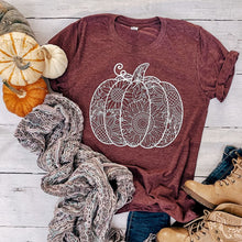 Load image into Gallery viewer, Pumpkin Tees