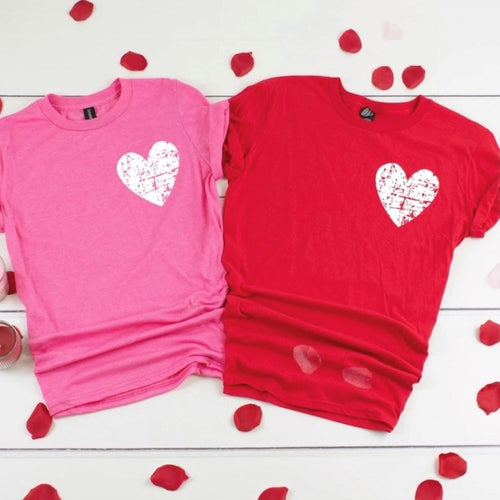 $10 Pocket Heart Tee