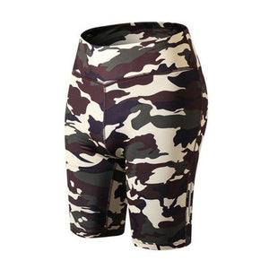 Summer New Women Shorts Sporting Camouflage Sexy Low Waist Fitness Skinny Short Pant For Women Workout Shorts Quick Dry Clothing-rodewe