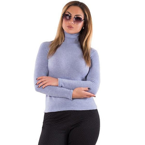 5xl 6xl Solid Plus Size autumn female Bottoming Top Long Sleeve Turtleneck Women tops big size Winter Pullovers Warm Clothing-rodewe