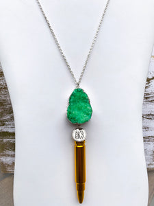 The Druzy Necklace
