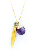 Load image into Gallery viewer, The *NEW* Amethyst Necklace