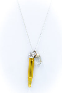 The Crystal Quartz Necklace
