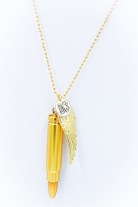 The *NEW* Wing Necklace