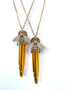 The *NEW* Bee Necklace