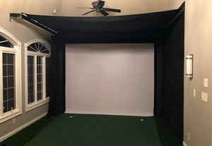 Retractable Curtain Assembly