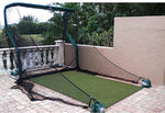 Net Return Pro Series Side Barriers with Sand Bags