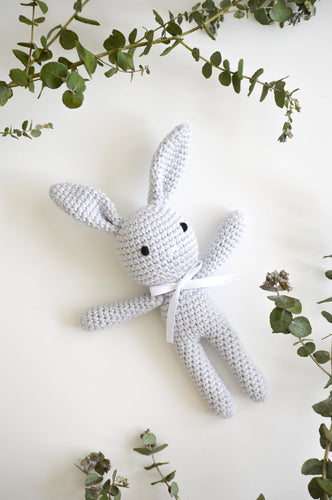 Hand Made Baby Bunny - Certified Organic Hand Made Baby Bunny