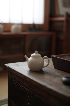 Hand Build Crazing Teapot Antique Style Chinese TeaPot|Best Ceramics