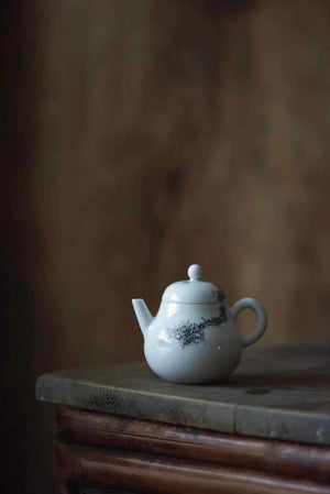 Teapot With Pine Tree Pictures